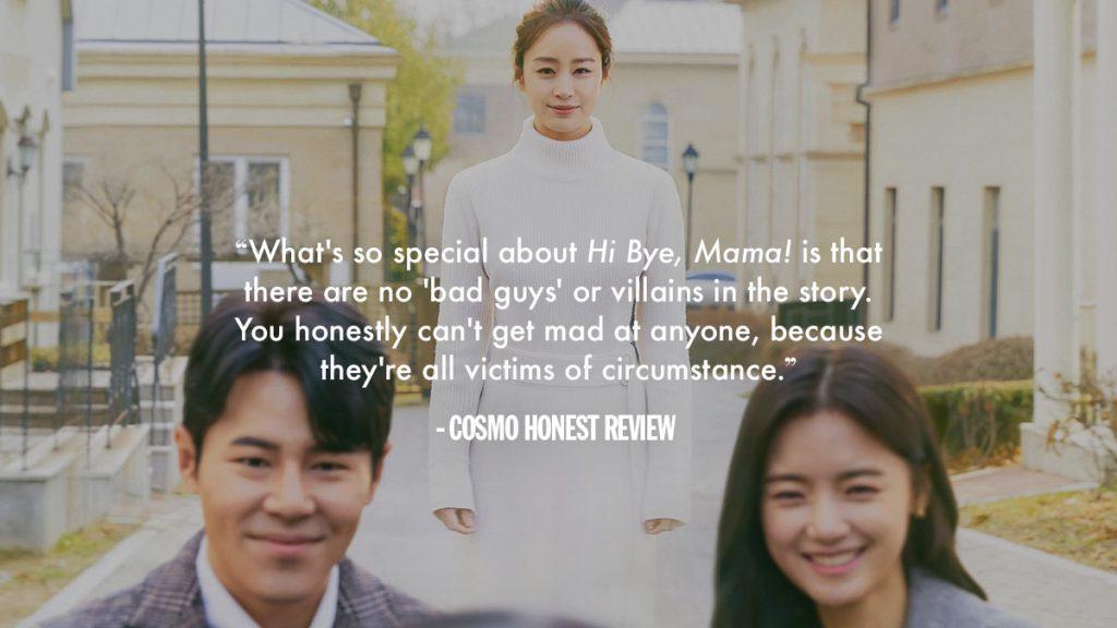 Hi Bye Mama Korean Drama